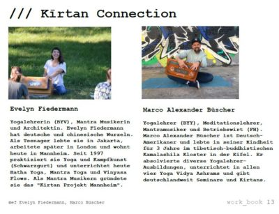 kirtan connection