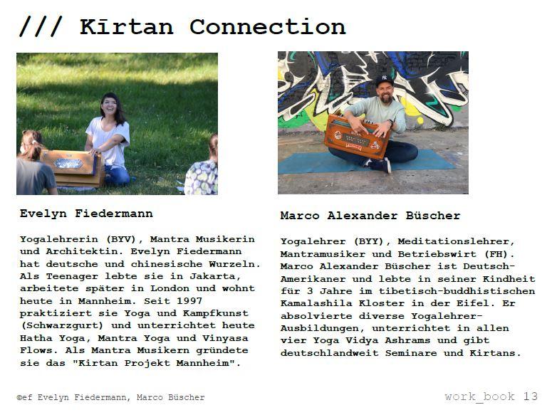 kirtan connection